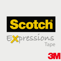 3M Scotch Expressions Tapes