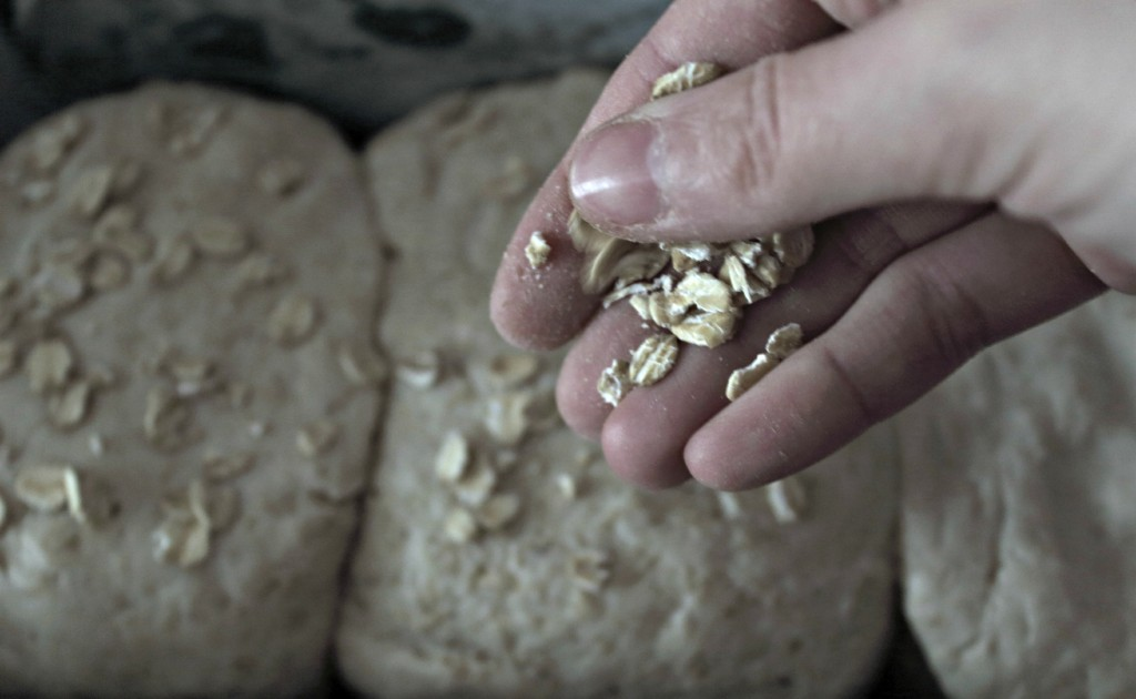 Cómo podemos hacer pan de avena