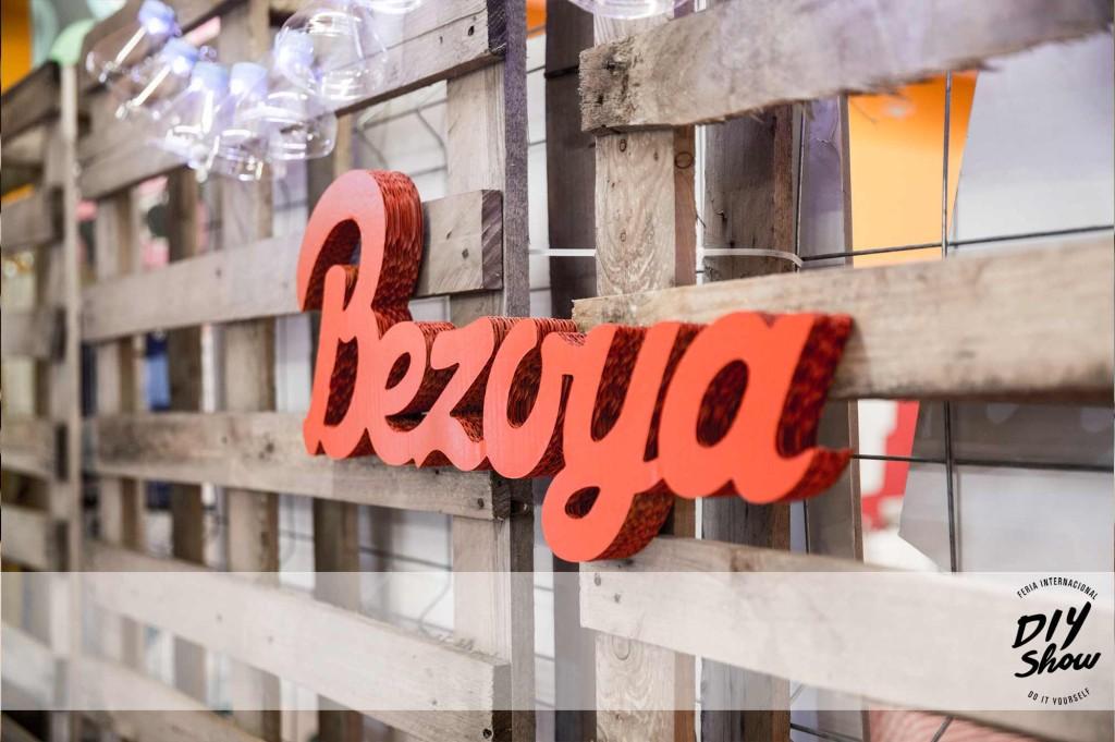 Letras de SelfPackaging de Bezoya