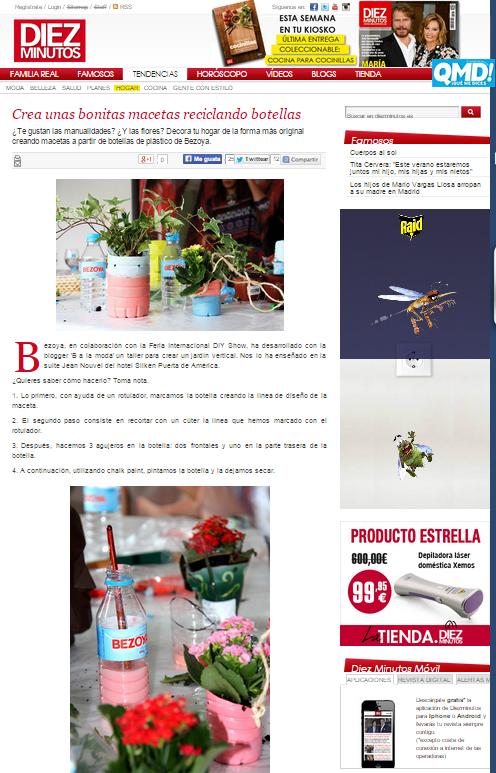 Diezminutos.es, revista del corazón (06/15)