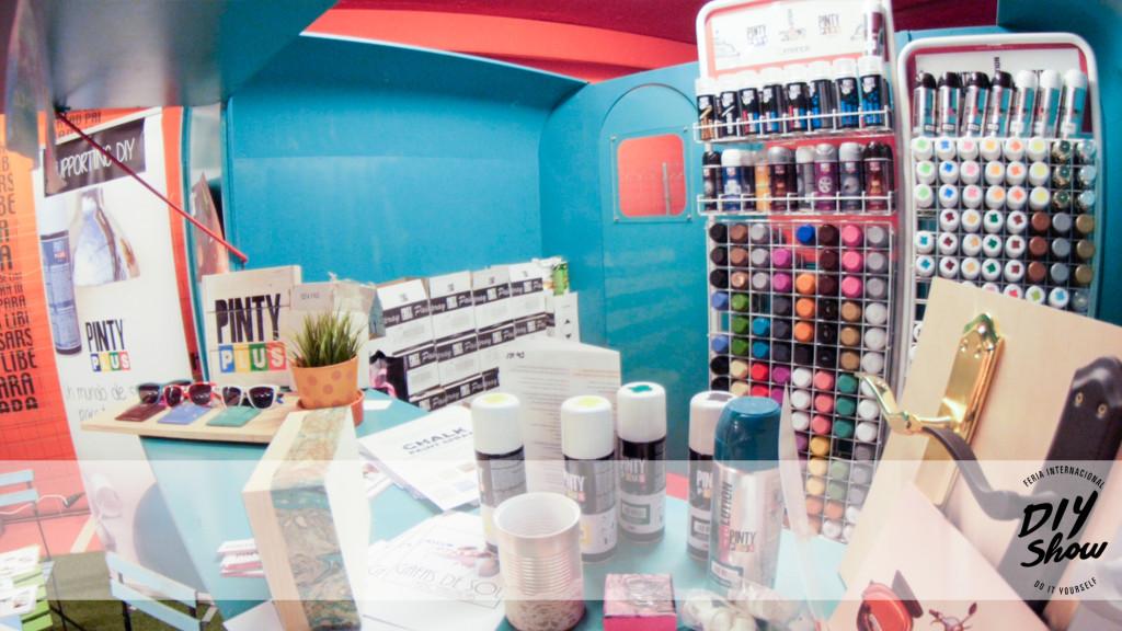 Caravana de Novasol en la 5ª Edición de DIY Show