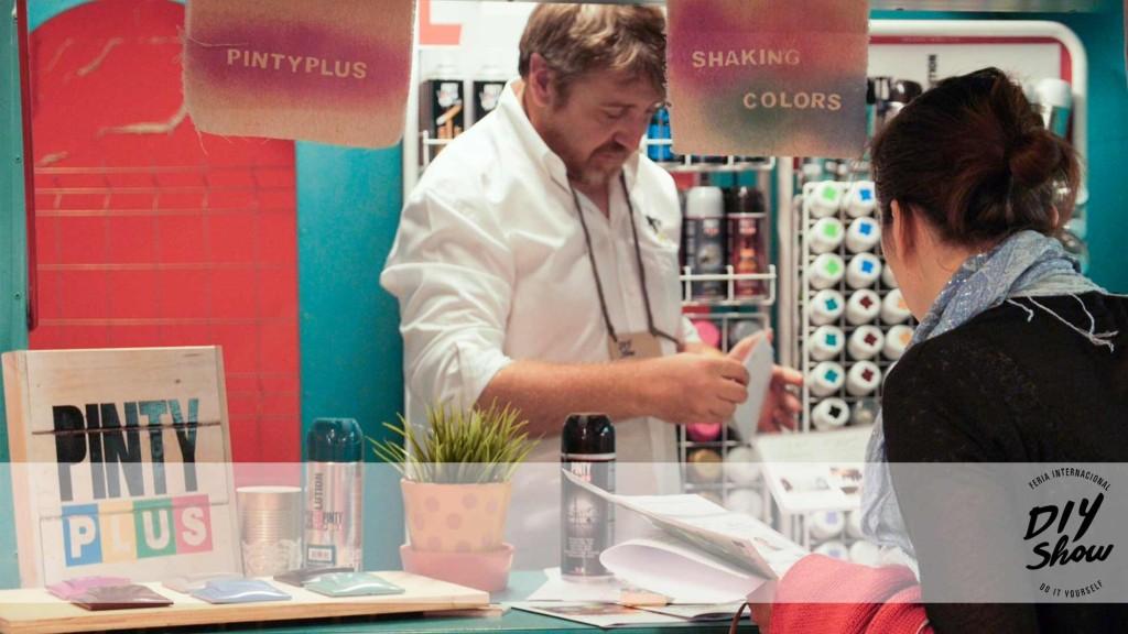 Stand de Novasol en DIY Show