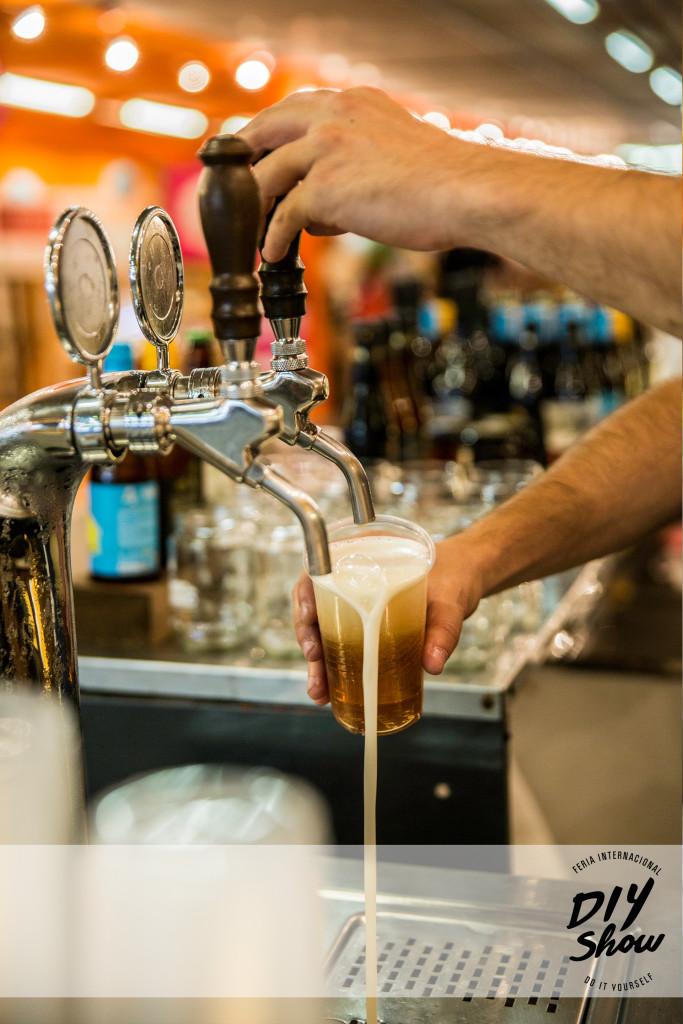 Stand de Cerveza Sagra