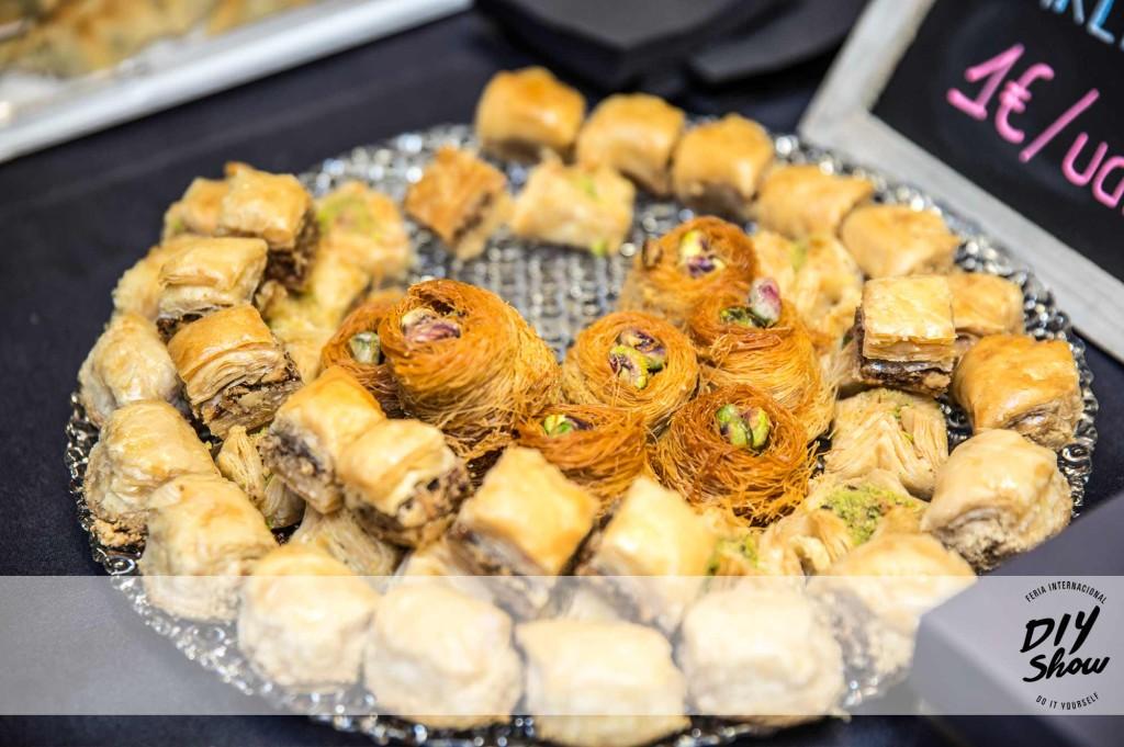 Pastelitos libaneses de Shukran