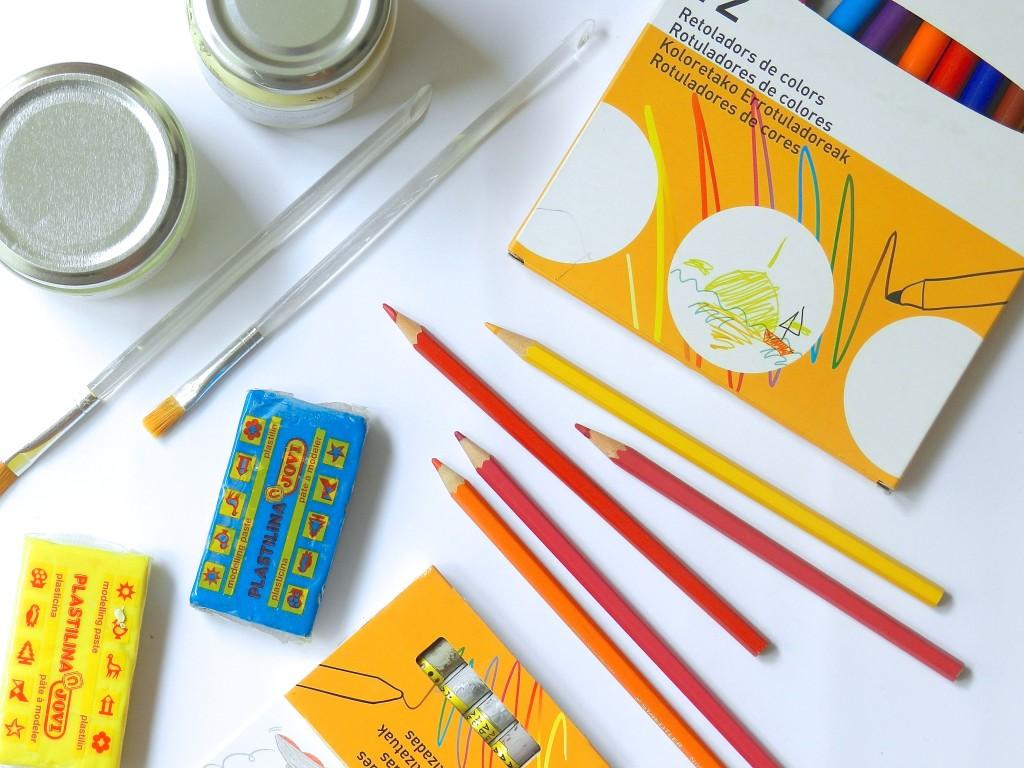 Materiales básicos en el DIY: Pintura