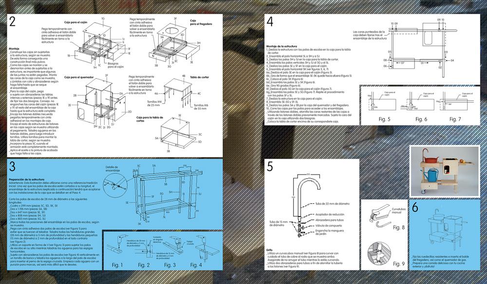 Muebles DIY: Instrucciones de bricolaje