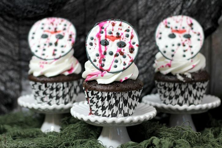 Cupcake de viernes 13