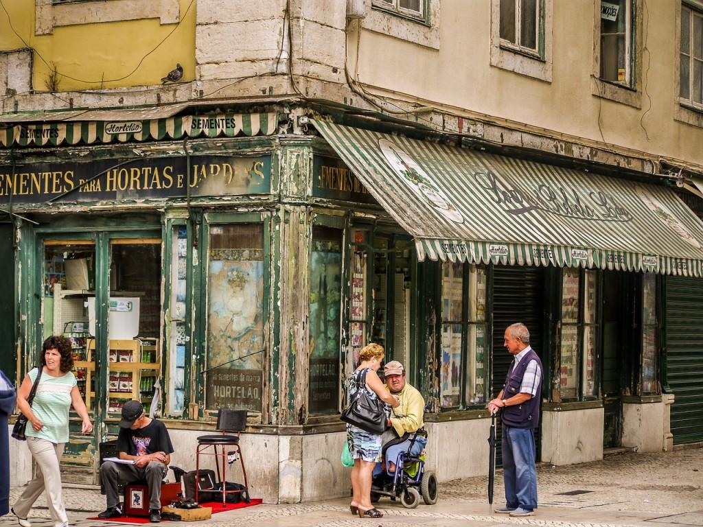 Tienda tradicional - AulaTecnologica.com