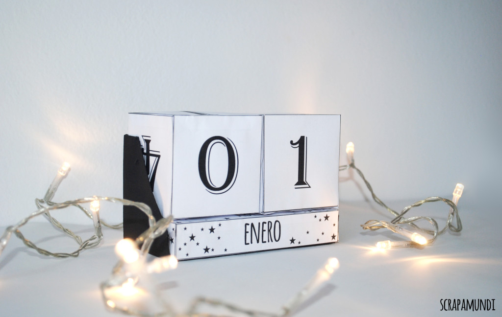 DIY Tutorial Calendario Perpetuo