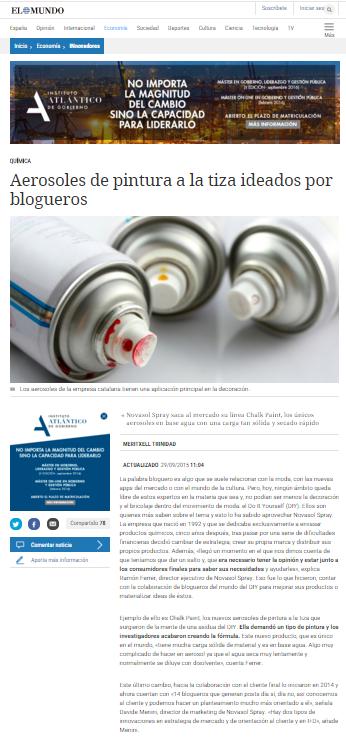 Elmundo.es, diario online generalista (29/09/2015)