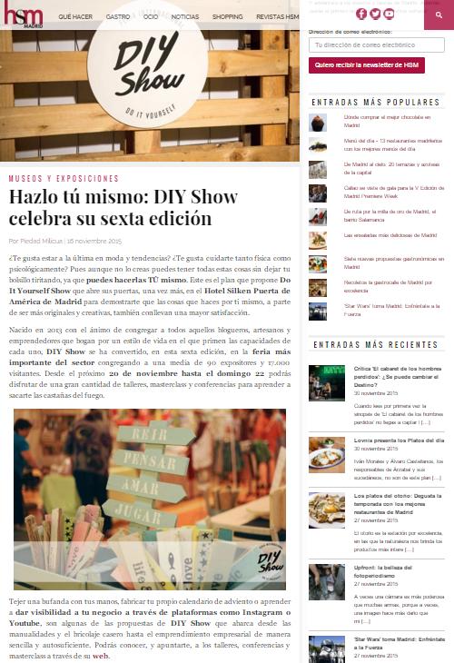 Revista HSM (16/11/2015)