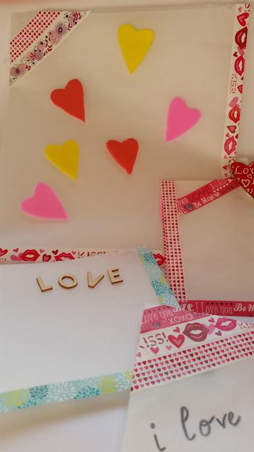 bolsa regalo para san valentin