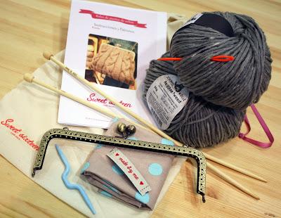 DIY: Kit para hacer un bolso