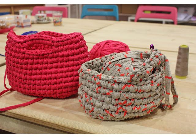 DIY: Bolsos de trapillo