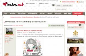 Bodas.net, web de bodas