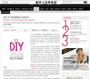 Elle.es, revista online femenina de moda, belleza y actualidad