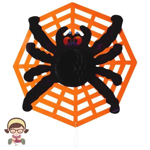 Araña especial Halloween de Mummy Crafts