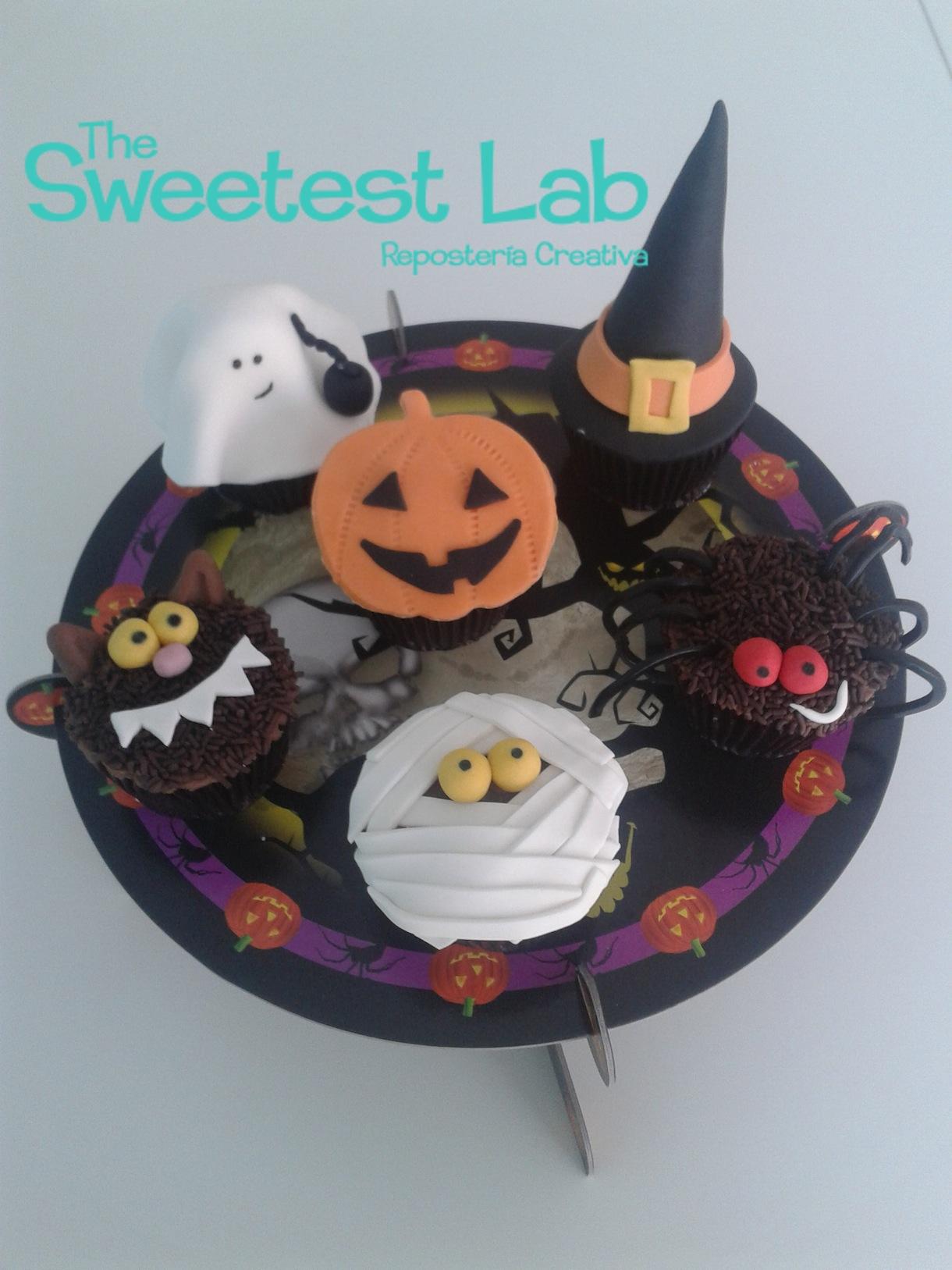 Cupcakes Halloween TSL