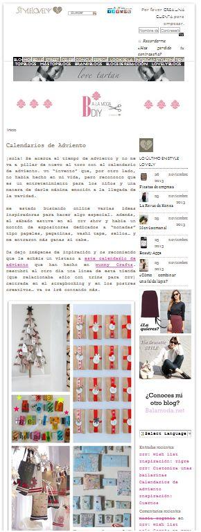 Blog DIY de B a la moda (11-13)