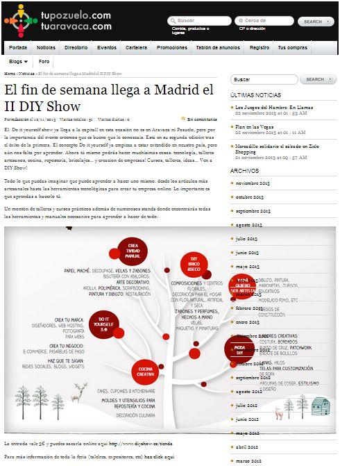 tuaravaca.com, portal sobre aravaca y pozuelo (12-11-13)