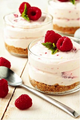 Receta de cheesecake de Parahornearymas