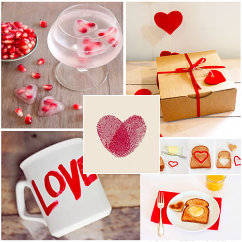 Un día de San Valentín hecho a mano