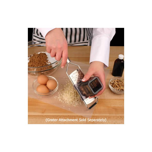 Utensilio de cocina: RALLADOR MICROPLANE MEDIO