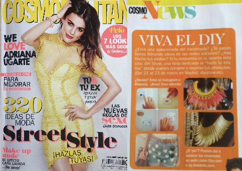 Cosmopolitan Marzo14