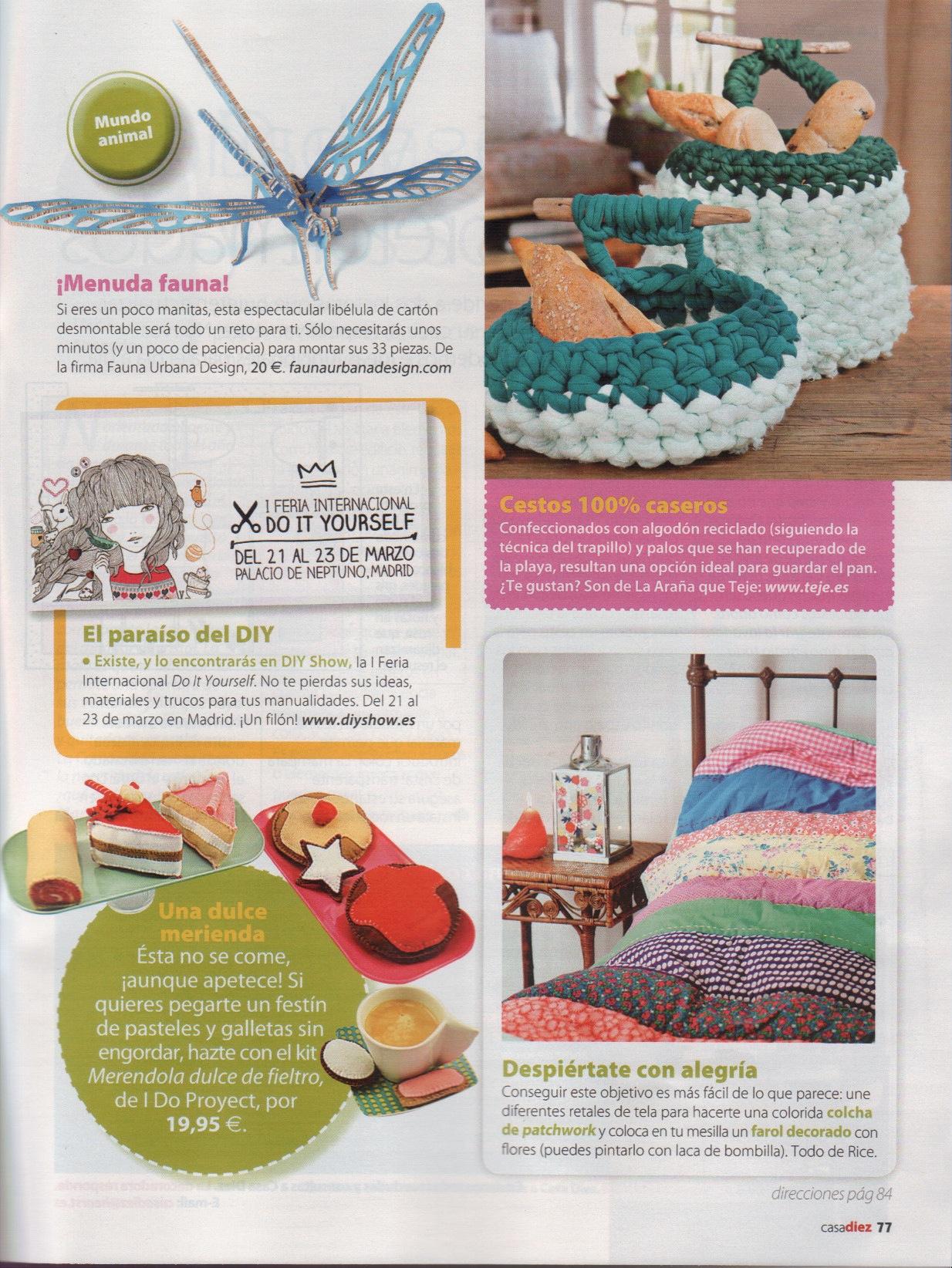 Casa diez revista sobre decoraci n 01 03 14 for Casa diez elle