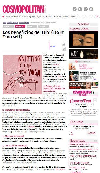 Cosmohispano, revista online de moda, lifestyle... (03-14)
