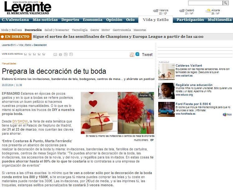 Levante el mercantil valenciano 20 03 14 - Periodico levante el mercantil valenciano ...