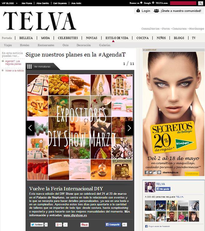 Telva.com, revista online sobre belleza, moda, ocio... (19-03-14)