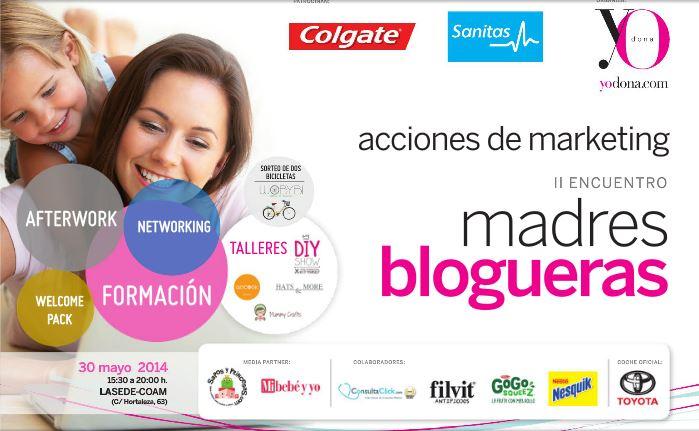 Talleres de DIY Show en el II Encuentro Madres Blogueras