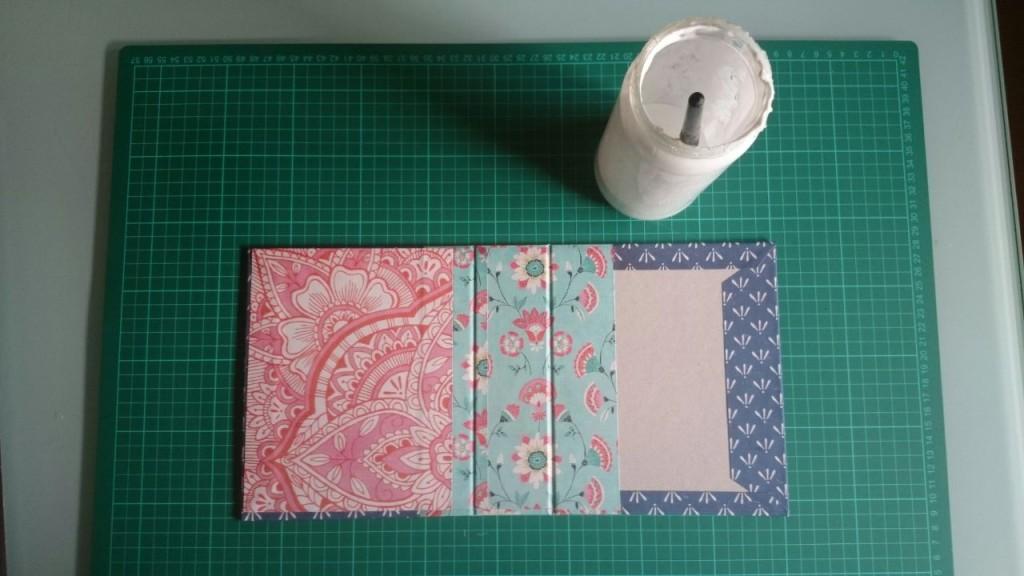 Pin album scrapbook manualidad para san valent n on pinterest - Album para san valentin ...