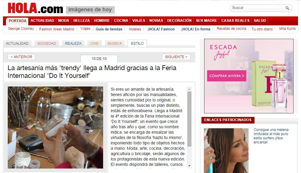 Hola.com, revista de actualidad, moda y belleza 4-09-2014