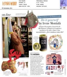 Woman, revista sobre moda y tendencias (11-2014)
