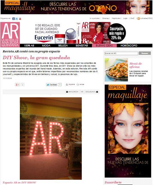 Revista AR (11/11/2014)