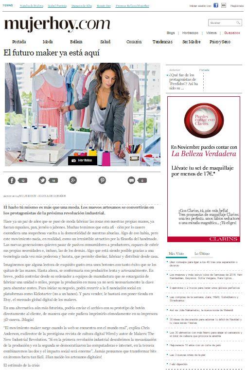 Mujerhoy.com, noticias de celebrities, moda, salud (22-11-2014)