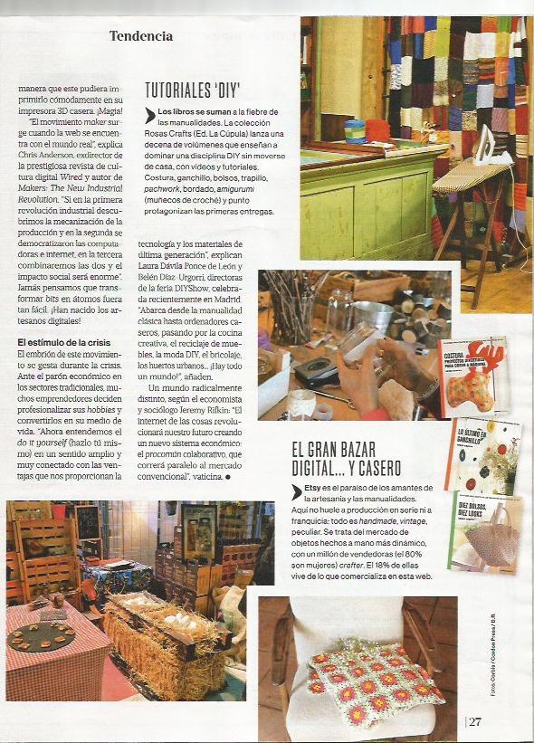 Mujer hoy, revista de moda, belleza y tendencias (22/11/2014)